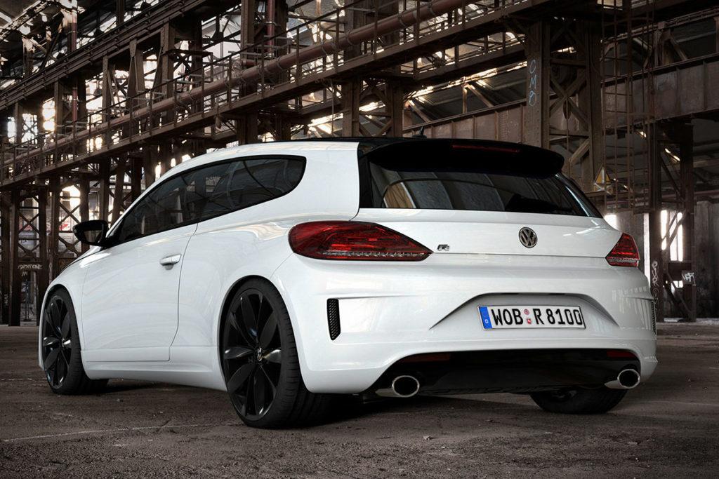 "Volkswagen Scirocco R ?Black Style"""