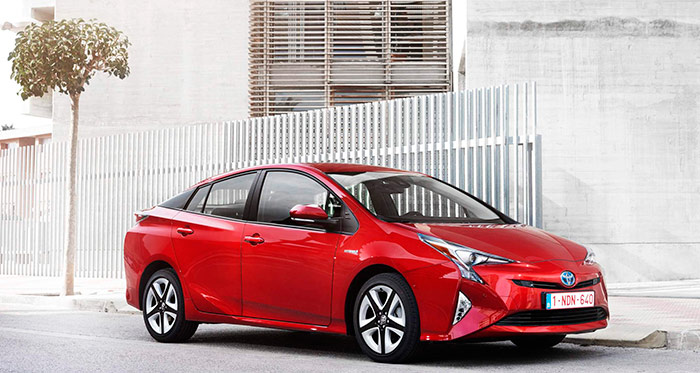 Prueba de consumo (211): Toyota Prius IV 1.8 VVT-i (híbrido)