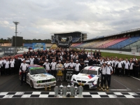 Hockenheim (DE) 20th October 2013. BMW Motorsport. BMW Drivers and Teams Season End Picture 2013.This image is copyright free for editorial use © BMW AG (10/2013).