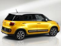 Fiat 500 Trekking