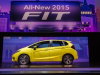 2015 Honda Fit Introduced at 2014 NAIAS