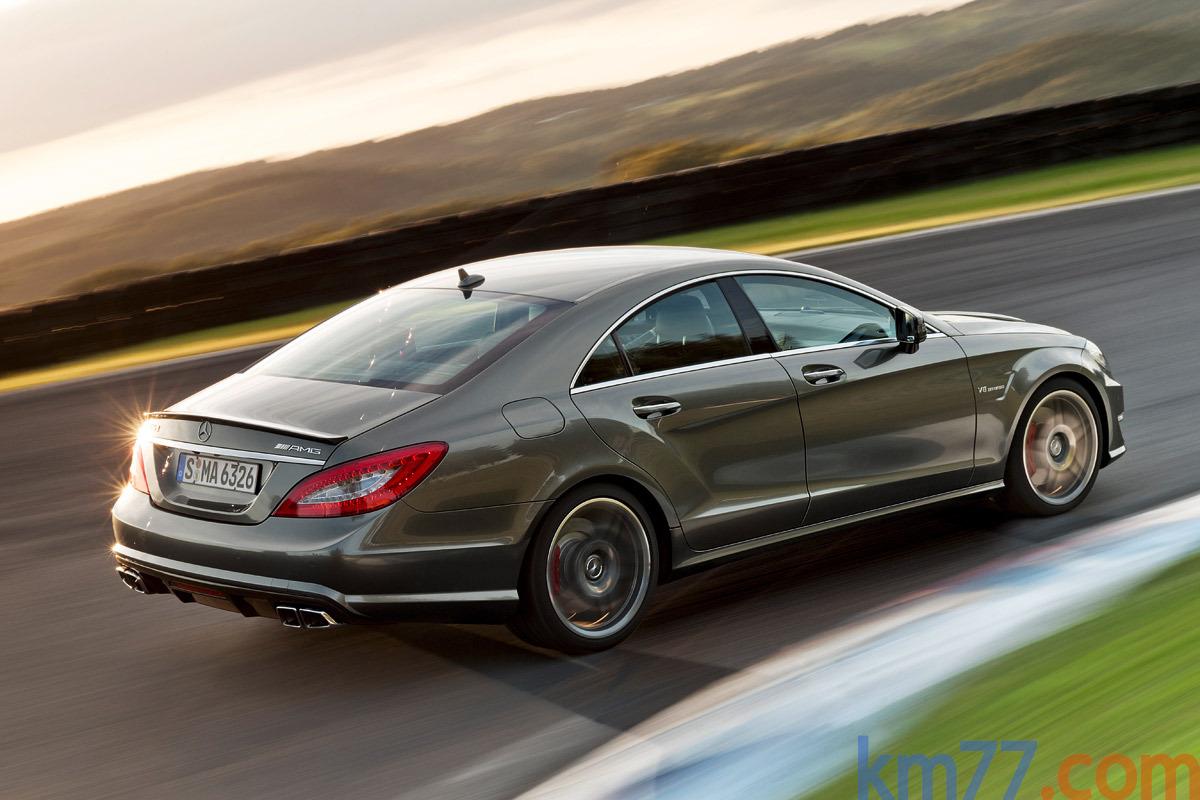 As es el nuevo mercedes benz cls engendro mec nico for Mercedes benz cls 500 precio
