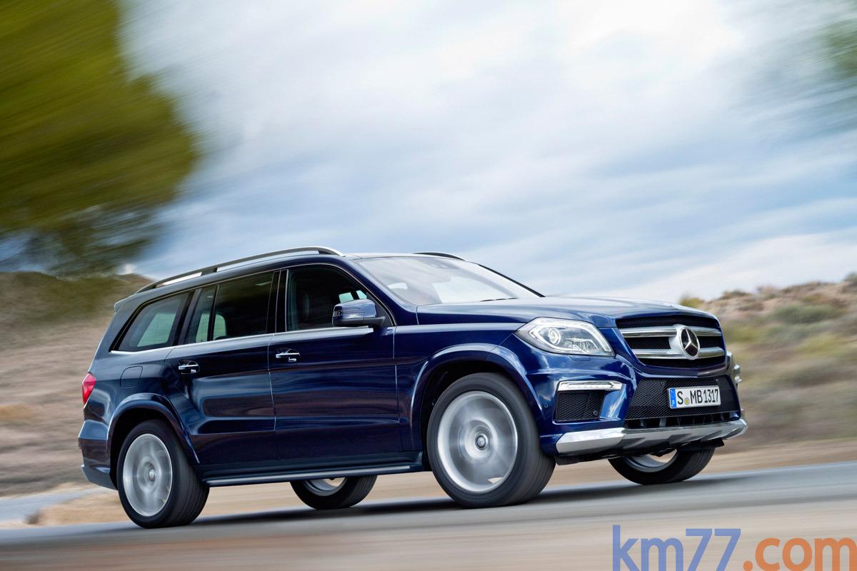 Mercedes-Benz Clase GL