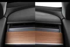 El ajuste entre el salpicadero, los pilares del parabrisas y las puertas no es  idéntico en ambos laterales