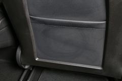 Manchas en los asientos