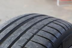 Michelin Pilot Sport 4. Medidas 235/45 R18 98Y XL Acoustic, T0. La profundidad de sus surcos es 7 mm