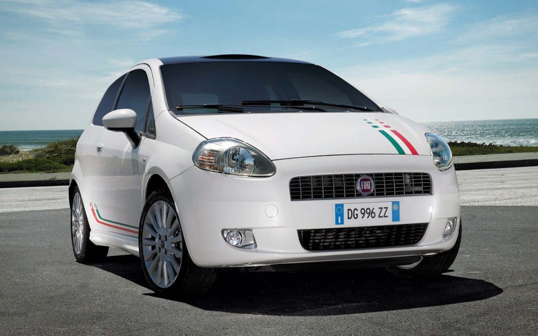 Fiat Grande Punto 2008 ya a la venta