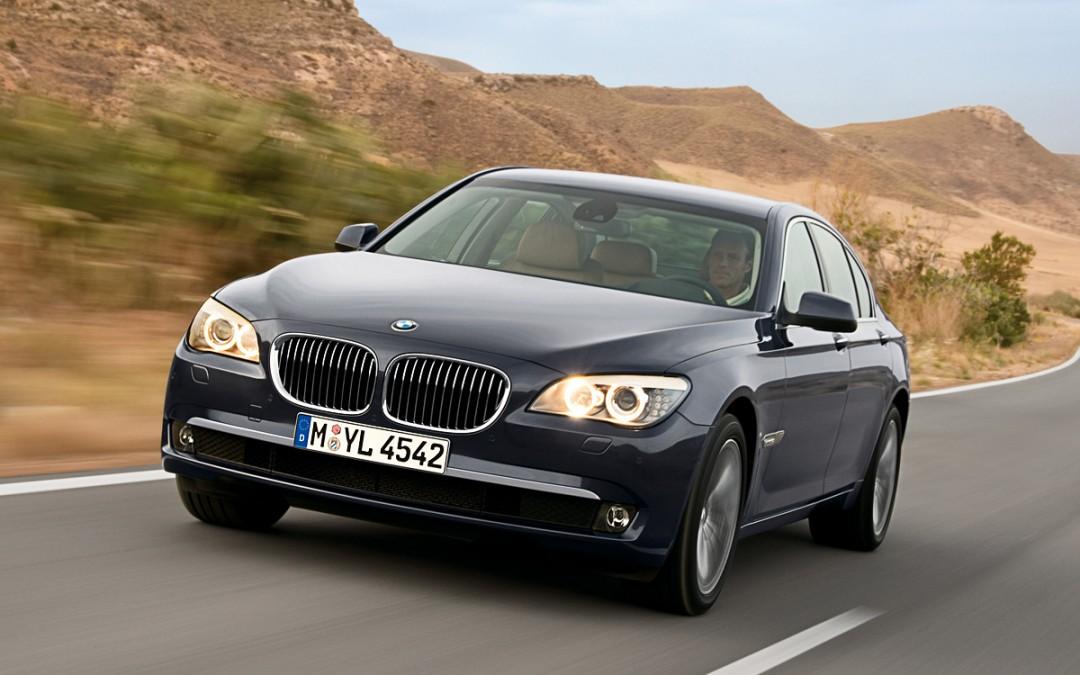 Cambios en el BMW Serie 7. Ahora con versión M Sports!