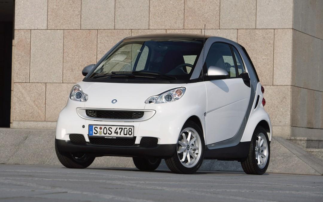 smart fortwo cdi, ahora con un motor Diesel más potente.