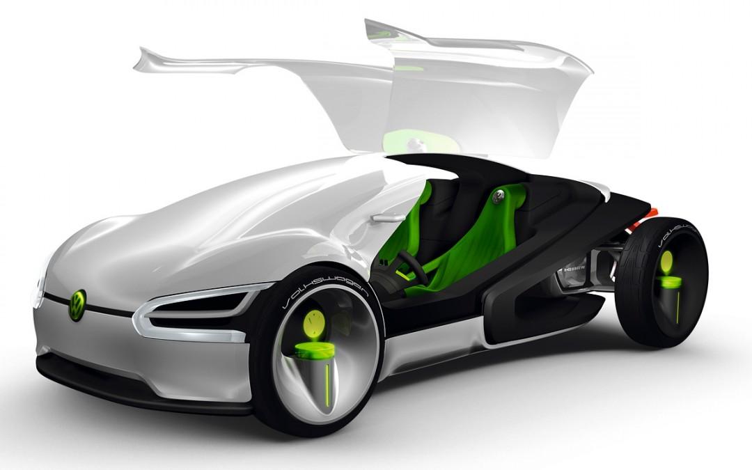 El automóvil de 2028 según Volkswagen