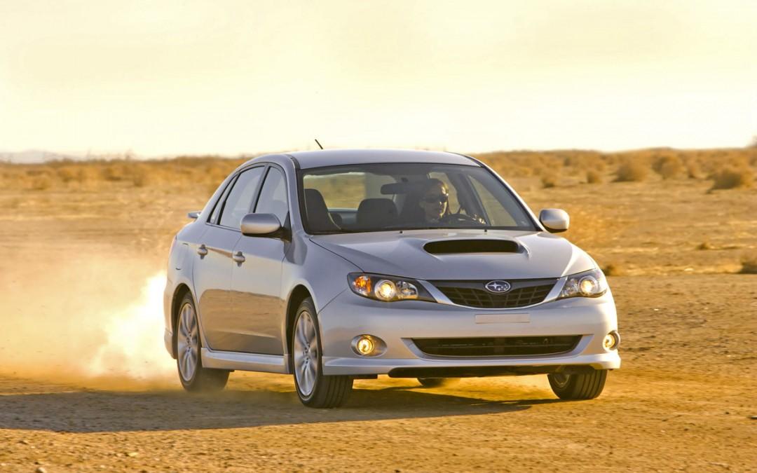 Subaru deja de comercializar el Impreza de cuatro puertas en España.