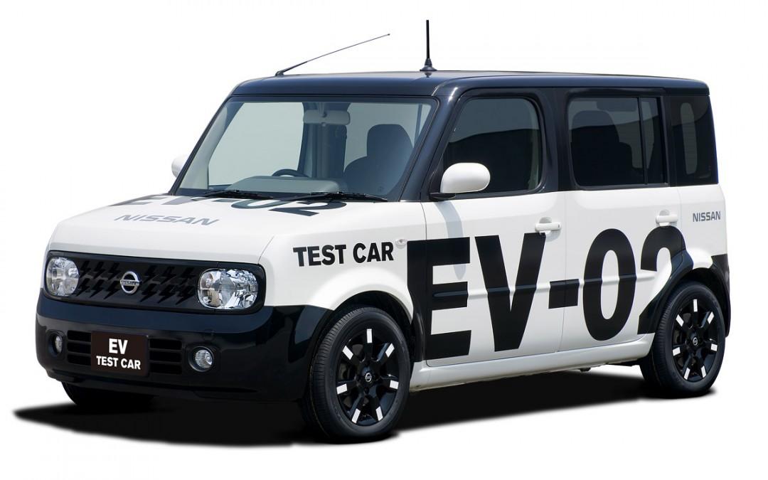 Nissan venderá vehículos eléctricos en 2010.