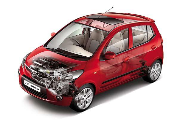 Nuevo motor 1.2 para el Hyundai i10 (y para el futuro i20)