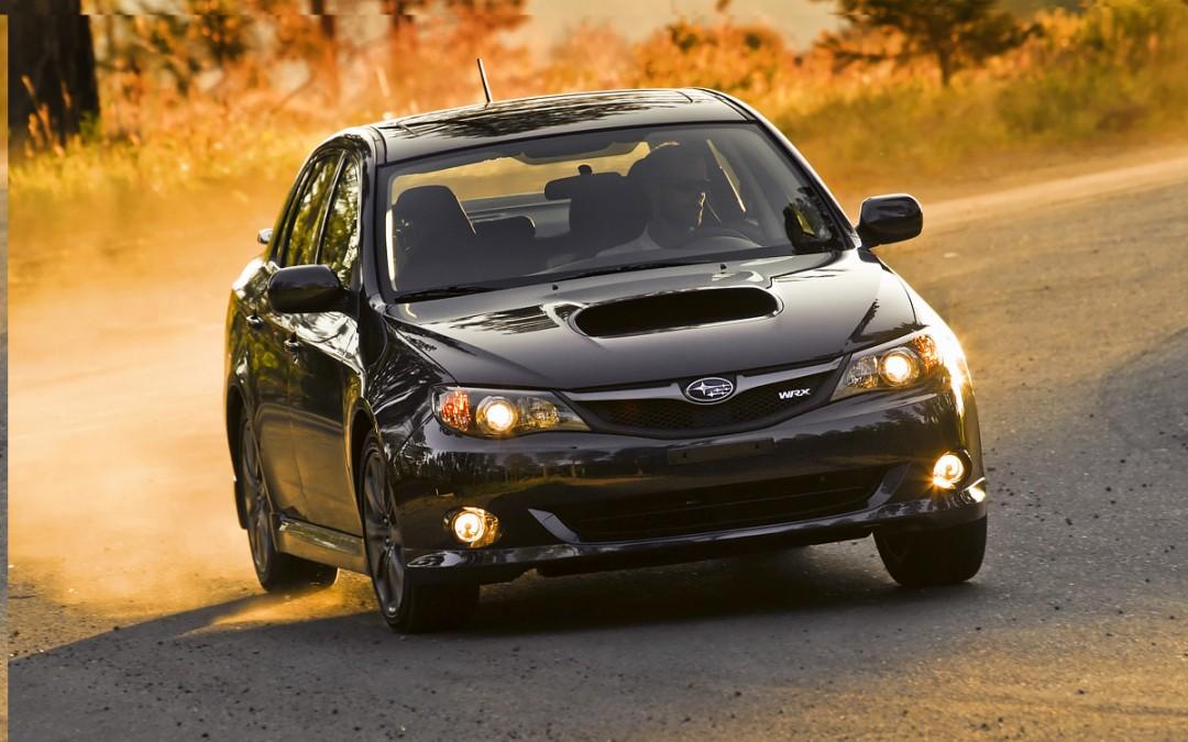 Subaru Impreza WRX 2009: ahora con 40 CV más.
