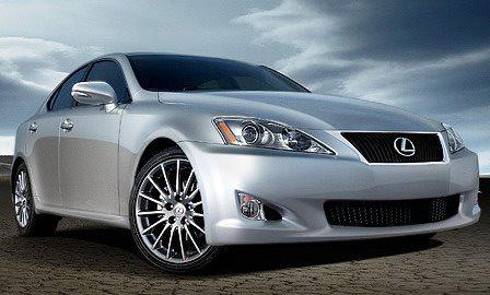 Lexus IS 2009, ya a la venta desde 32.810 €.