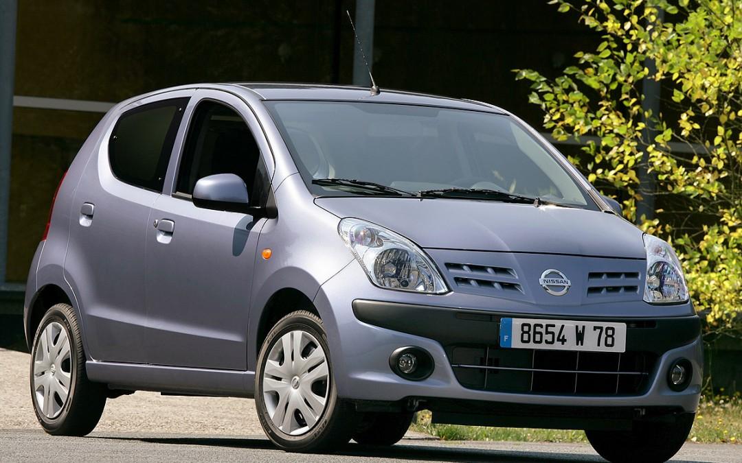 Nissan pondrá a la venta el Pixo en junio, desde 7.500 €.