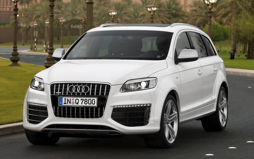 El Audi Q7 estrena un supermotor Diesel de 500 CV.
