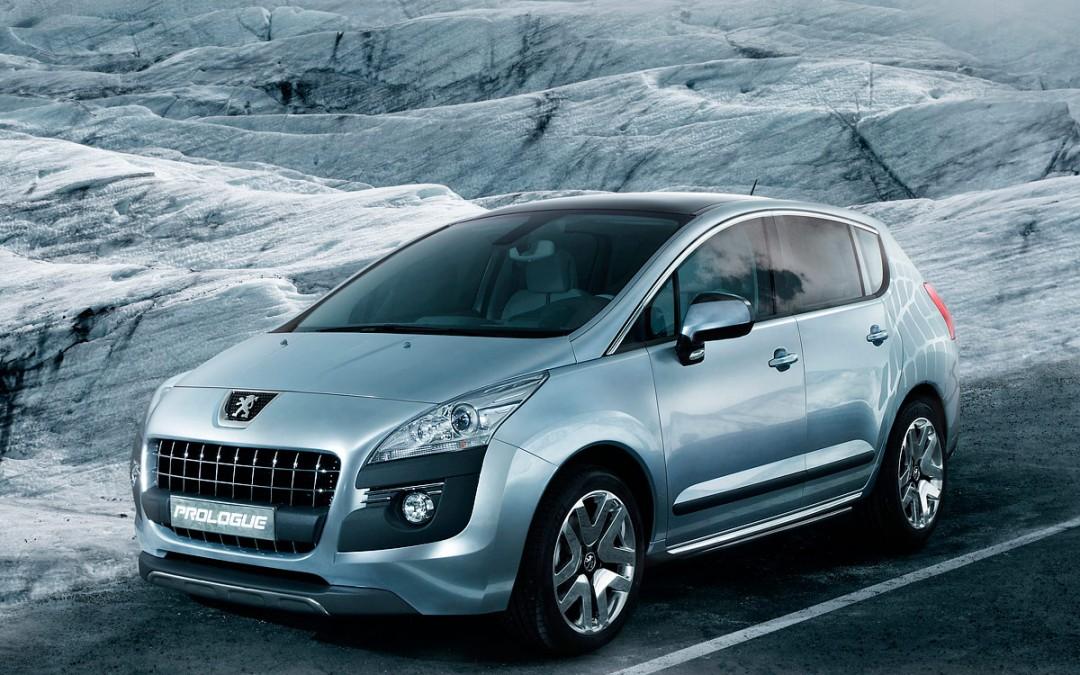 Peugeot Prologue: así será el nuevo monovolumen de Peugeot!