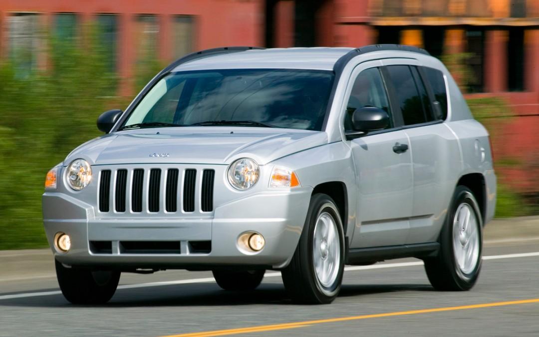 Nuevo motor Diesel 2.2 CRD de 163 CV para el Jeep Compass