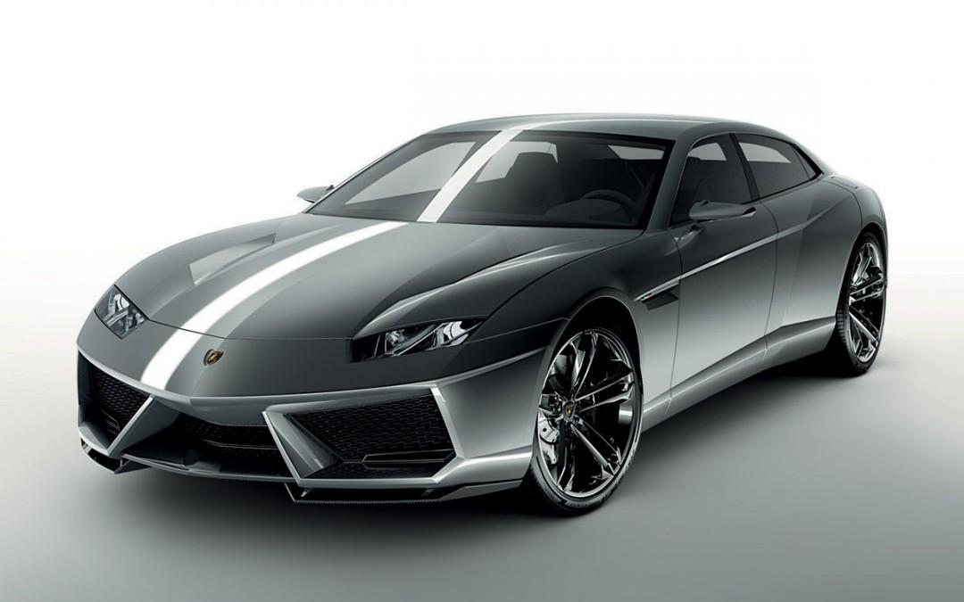 Lamborghini Estoque ¿un futuro competidor del Porsche Panamera?