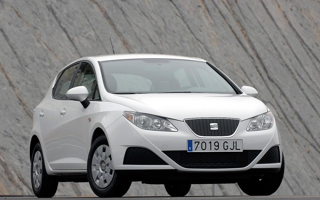 SEAT Ibiza ECOMOTIVE, con un consumo de récord: 3,7 l/100 km y 98 g/km de CO2.