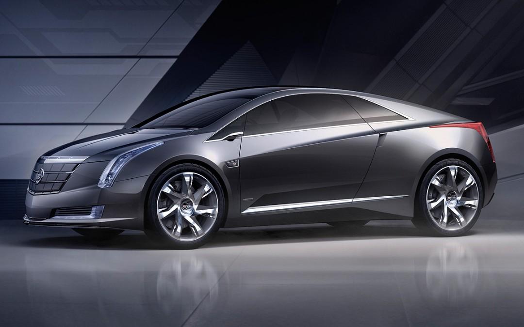 "ELR, así se llamará el ""Volt"" de Cadillac."