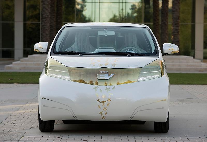 Detroit 2009. Toyota FT-EV Concept, el IQ eléctrico.
