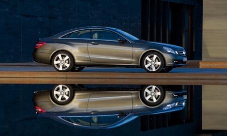 Ginebra 2009: Primeras imágenes oficiales del Mercedes-Benz Clase E Coupé!!!