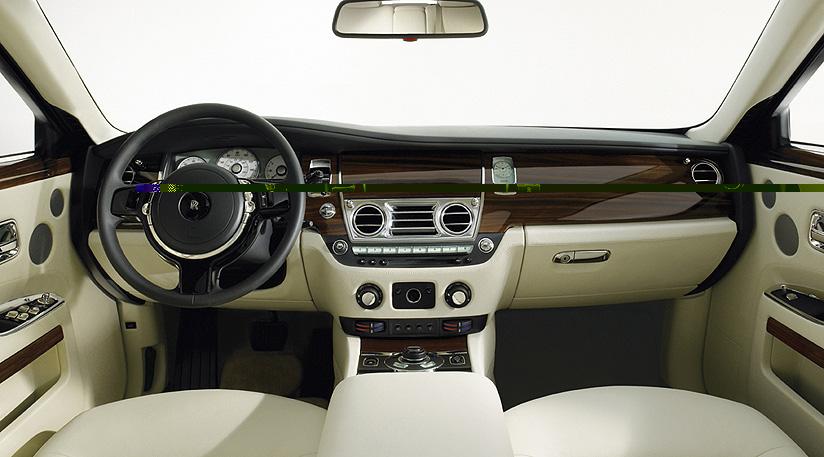 """Así es el Ghost, la nueva berlina """"pequeña"""" de Rolls-Royce!"""