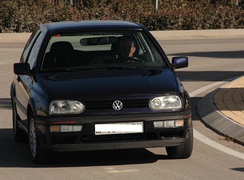 Volkswagen Golf GTI 115 CV (matriculado en noviembre de 1994)