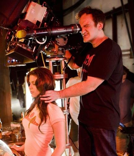 Tarantino se pone guerrero