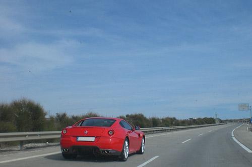 El imán de los Ferrari