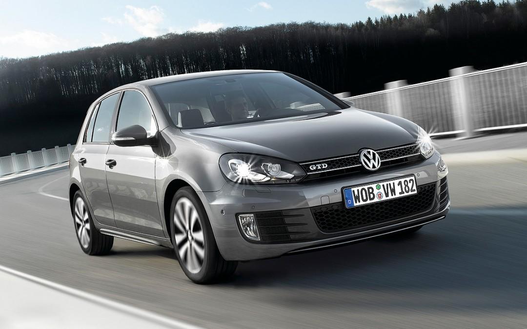 Volkswagen Golf GTD 2.0 TDI 170 CV, ya a la venta desde 28.190 €
