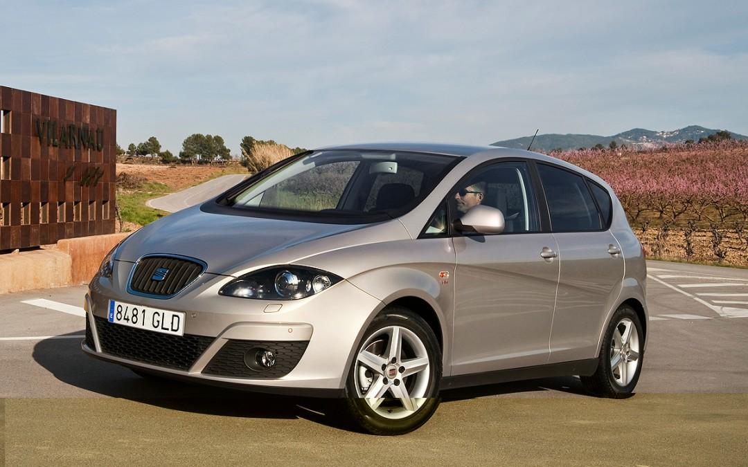 """SEAT actualiza los motores del Altea y Altea XL y elimina el acabado """"deportivo"""" Sport."""