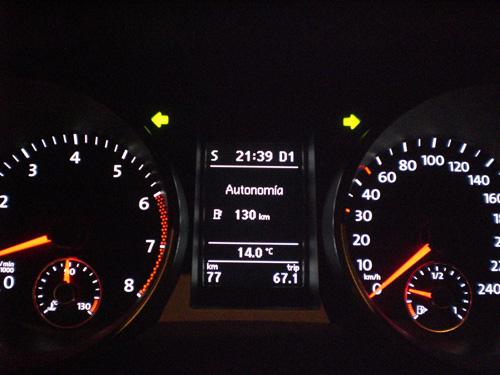 Volkswagen Golf. 100.000 km. km77.