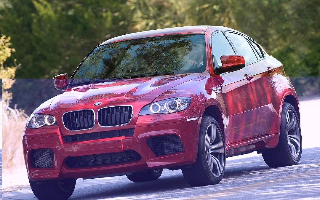 BMW X5 M y X6 M (555 CV): 121.700 y 124.100 €!