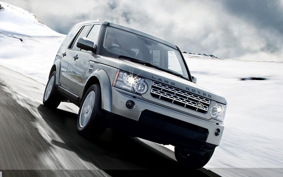 Land Rover Discovery, ahora con un motor Diesel más potente.