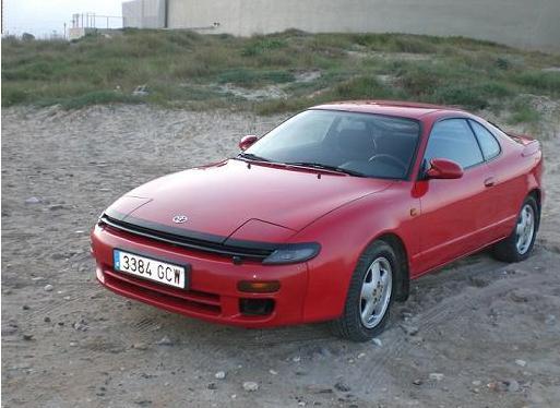 Toyota Celica 2.0 16V 160 CV