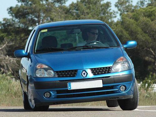 Renault Clio 1.4 16v Dymamique 3p (98 cv)