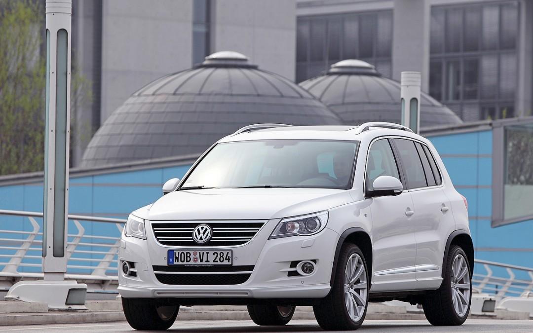 Volkswagen Tiguan: ahora con cambio DSG.