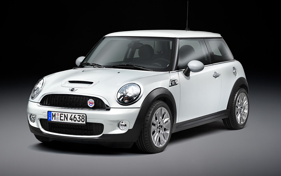 Versiones especiales del 50º aniversario del MINI: Mayfair y Camden