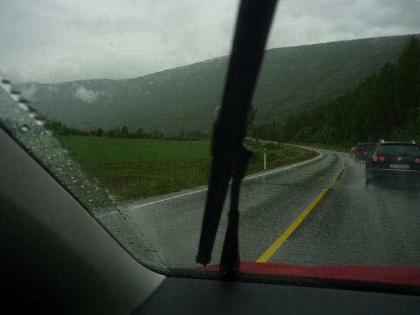 En Noruega no se adelanta