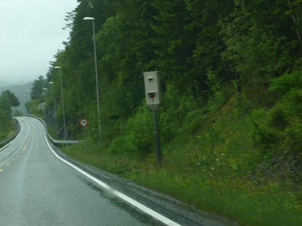Radar en Noruega