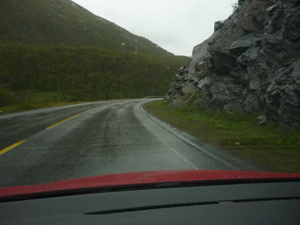 Disfrutando desde las cunetas del RallyRACC 2013