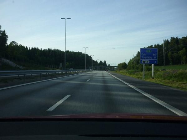 El peaje de Noruega. Octavo día. 4 de x.