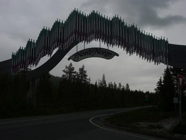 North Norway. Nord Norge. Noruega Norte.