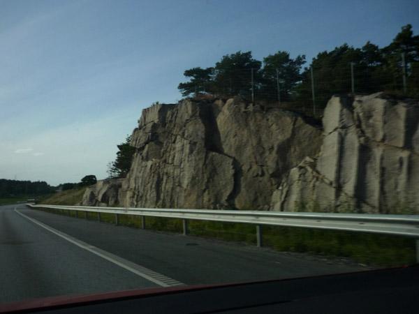 Rocas Noruega. Del Trópico al Ártico
