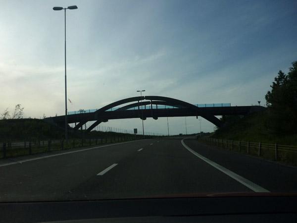 Puente Noruega. Del Trópico al Ártico.