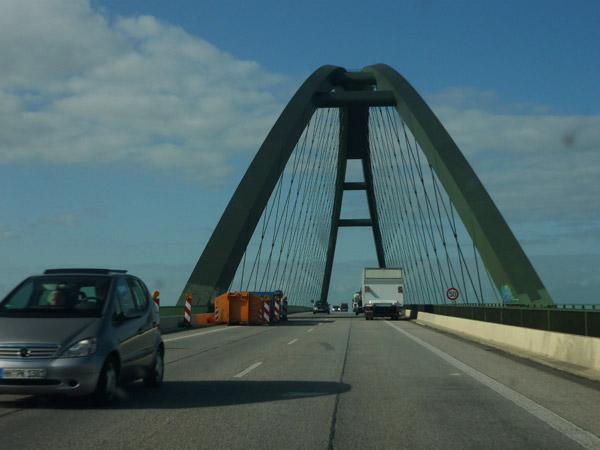 Alemania. Despedida. Último puente.