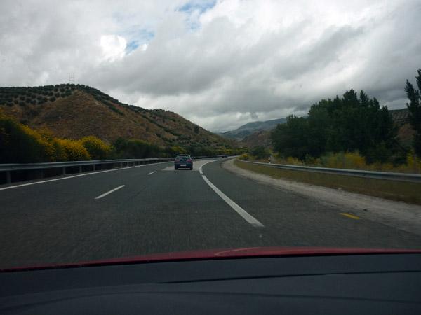 Autovía a-44. Foto 2.
